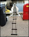 EZ Riser 5 step flexible ladder