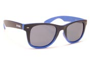 BOBS™ Floating Polarized Sunglasses F35-Black Blue