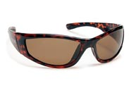 BOBS™ Floating Polarized Sunglasses FP-69 Tortoise