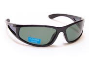 BOBS™ Floating Polarized Sunglasses FP86-Black G15