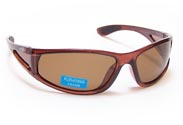 BOBS™ Floating Polarized Sunglasses FP86-Brown